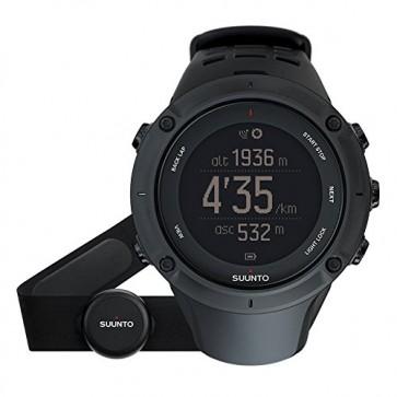 Suunto Ambit3 Peak HR Reloj con GPS Black