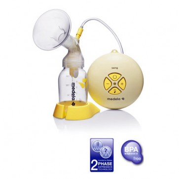 Medela Swing Sacaleches Electrico