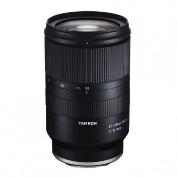 Lente Tamron 28-75mm f / 2.8 Di I1D para Sony E