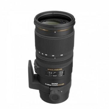 Teleobjetivo Sigma 70-200mm F/2.8 EX DC para Canon