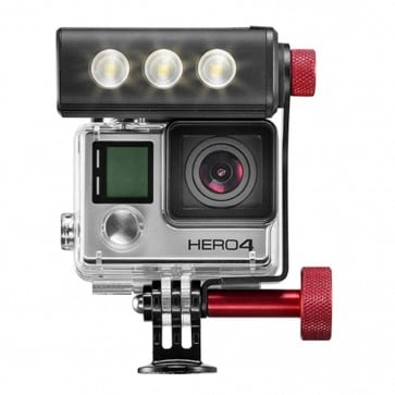 Luz led Manfrotto para Gopro Thrilled