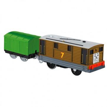 Toby el tren de Thomas y sus Amigos Fisher Price 1