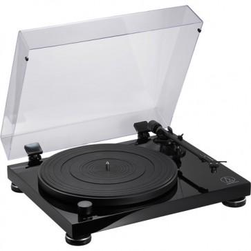 Tocadiscos Estéreo de Dos velocidades Manual Audio-Technica Consumer AT-LPW50PB