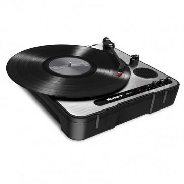 Tornamesa Portátil Pt-01 con Convertidor de vinilo a MP3 Numark