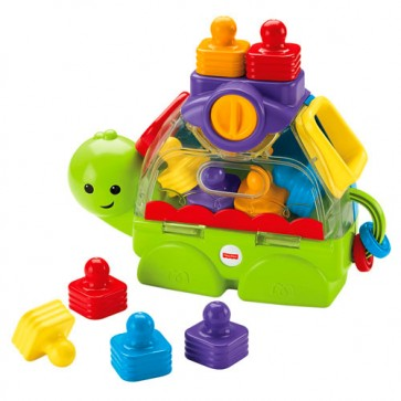Juego Tortuga Bloques Apilables - Fisher Price 1