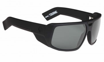 Lentes de sol Spy Tourning-spy-soft-matte-black--happy-gray-green