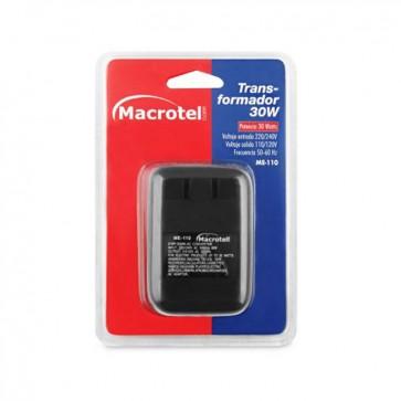 Transformador 110v - 220v 30W - Macrotel