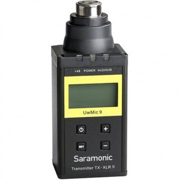Transmisor UwMic9 para XLR Saramonic
