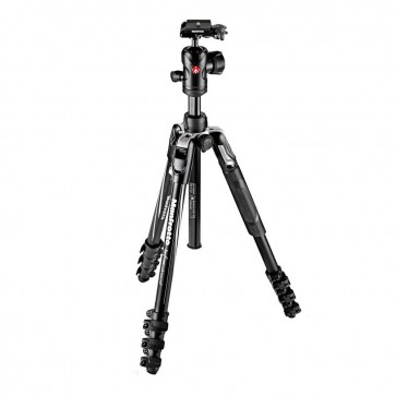 Tripode Manfrotto Befree Advanced Travel Alumimio