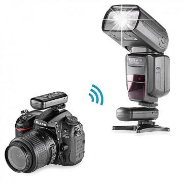 Transmisor de Flash para Camaras Nikon Neweer 4