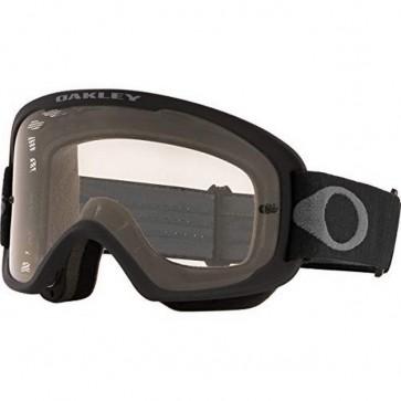 Antiparra Oakley O Frame 2.0 MTB Black Gunmetal W/Clear