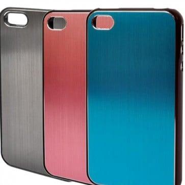 Carcasas Iphone 4 Acabado Metálico
