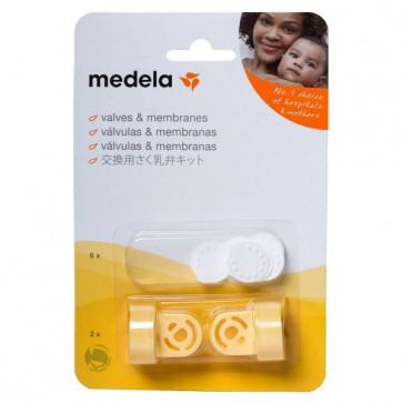 Repuesto válvulas & Membranas - Medela