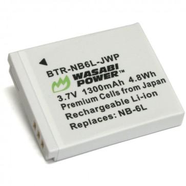 Bateria NB6L para Canon - Wasabi Power