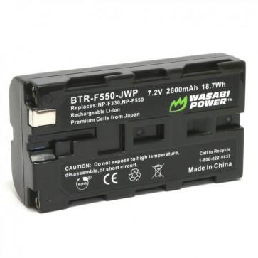 Bateria Wasabi NP-F550