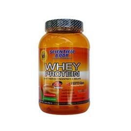 Suplemento Alimenticio Whey Protein 908g Scientific Body