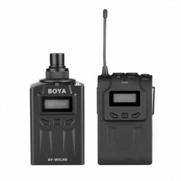 Kit de Transmisores Inalámbrico para Micrófonos Boya
