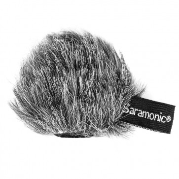 Parabrisas Furry XM1-WS para SmartMic y SR-XM1 Saramonic
