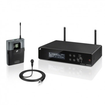 Sistema Inalambrico de Microfono de Solapa XSW 2-ME2 Sennheiser 1