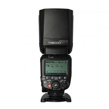 Flash Speedlite Yongnuo YN600EX-RT II para Canon 1