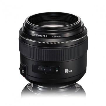 Lente 85mm F1.8 para Canon Yongnuo 1