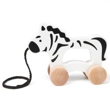 Zebra de arrastre - Hape