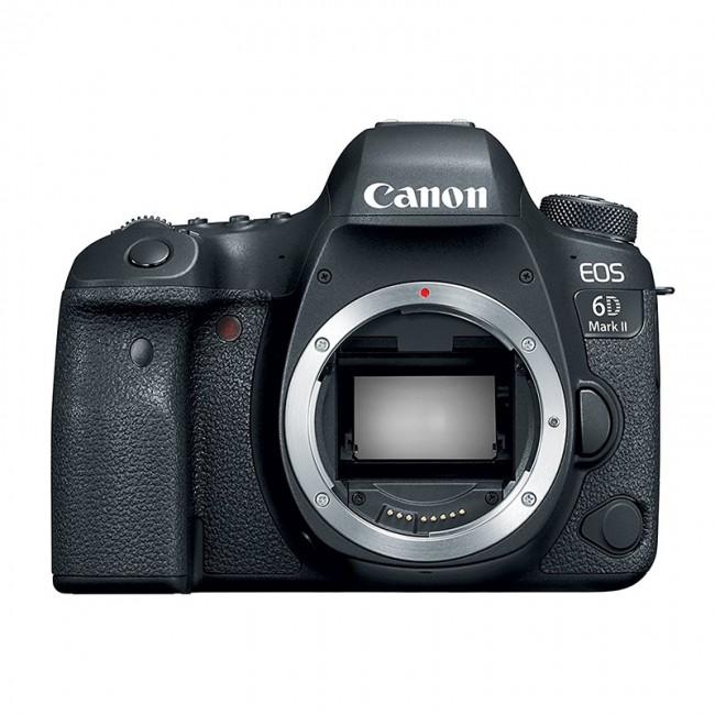 Canon 6D Mark II EOS Solo Cuerpo