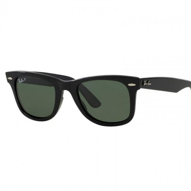 el más nuevo 8eb90 c53f4 Anteojos de Sol Ray-Ban Original Wayfarer Classic Negro Polarizados