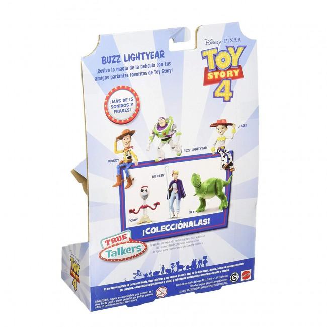 Juguete Buzz Lightyear Toy Story 4