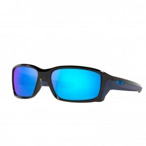 Lente de Sol Oakley Straightlink Polished Black Prizm Sapphire