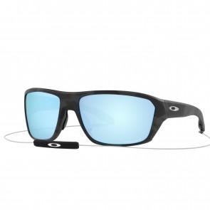 Lente de Sol Oakley Split ShotMatte Black Camo Prizm Deep H2O Polarizado
