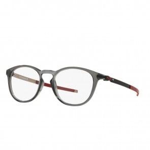 Lente Optico Oakley Optics Pitchman R Grey Smoke Calibre 52