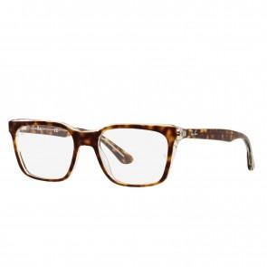 Lente Optico Ray-Ban Eyeglasses RB5391 Havana On Transparent Calibre 53
