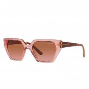 Lente de Sol Vogue VO5376S Transparente Rosa