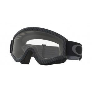 Antiparra Oakley Front Line MX Tuff Blocks Black Gunmetal