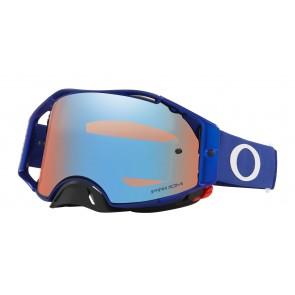 Antiparra Oakley Airbrake MX Azul / Prizm Mx Sapphire Iridium