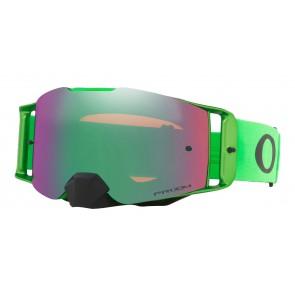 Antiparra Oakley Front Line MX Verde / Prizm Mx Jade Iridium