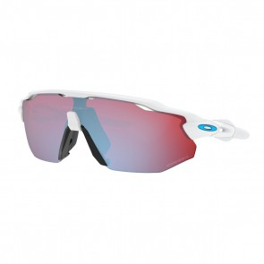 Lentes Oakley Radar® EV Advancer Polished White PRIZM Snow Sapphire Iridium