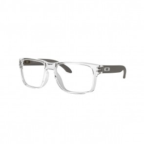 Lentes Opticos Oakley Holbrook RX Polished Clear