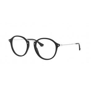 Lentes Opticos Ray-Ban RROUND RX2447V Negro