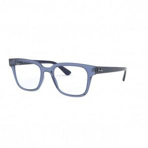 Lentes Opticos Ray-Ban RB4323V Azul Transparente
