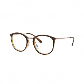 Lentes Opticos Ray-Ban RB7140 Habana