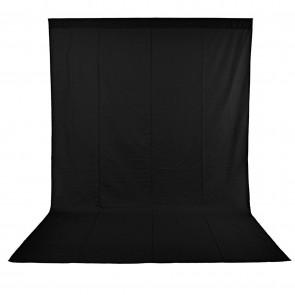 Telon de Fondo 1.8m x 2.8m Neewer Negro