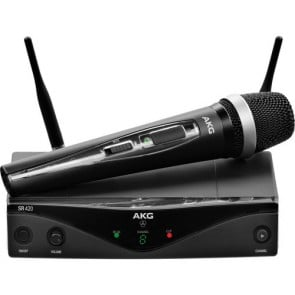 AKG WMS420 UHF Wireless Vocal Set