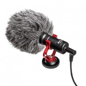 Micrófono Cardiode Boya BY-MM1 1
