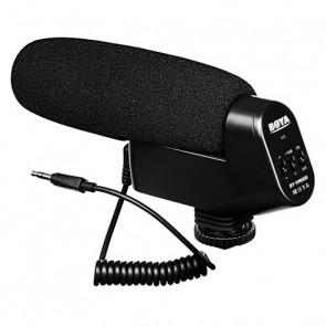 Microfono ShotGun Boya BY-VM600 1