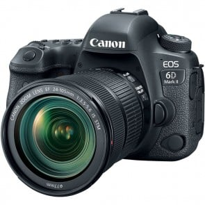 Canon EOS 6D Mark II + Lente EF 24-105 mm IS STM