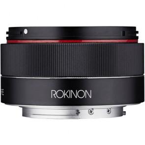 Lente Rokinon AF 35mm f / 2.8 FE para Sony E