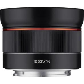 Lente Rokinon AF 24mm f / 2.8 FE para Sony E