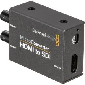 Micro Converter SDI a HDMI Sin fuente de alimentación USB Blackmagic Design